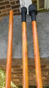 Wood-Grain Fiberglass Spear Kit