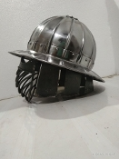 Fluted Kettle Helm